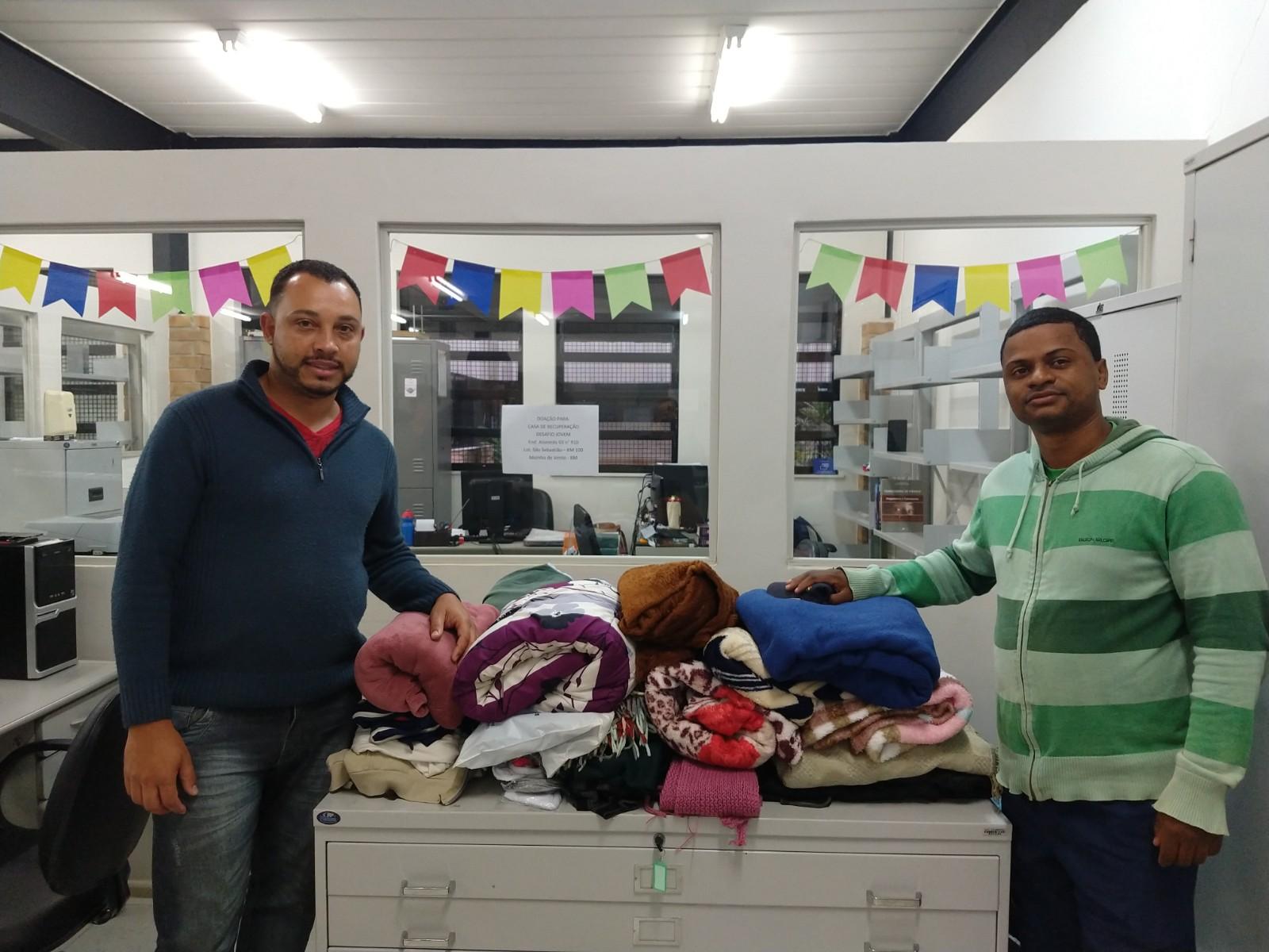 Doações Biblioteca do Aterrado de Volta Redonda/SDC