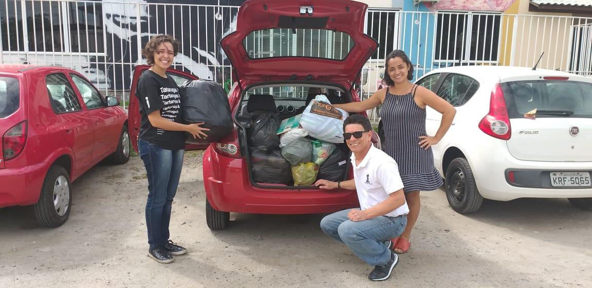 Doações Biblioteca de Rio das Ostras/SDC