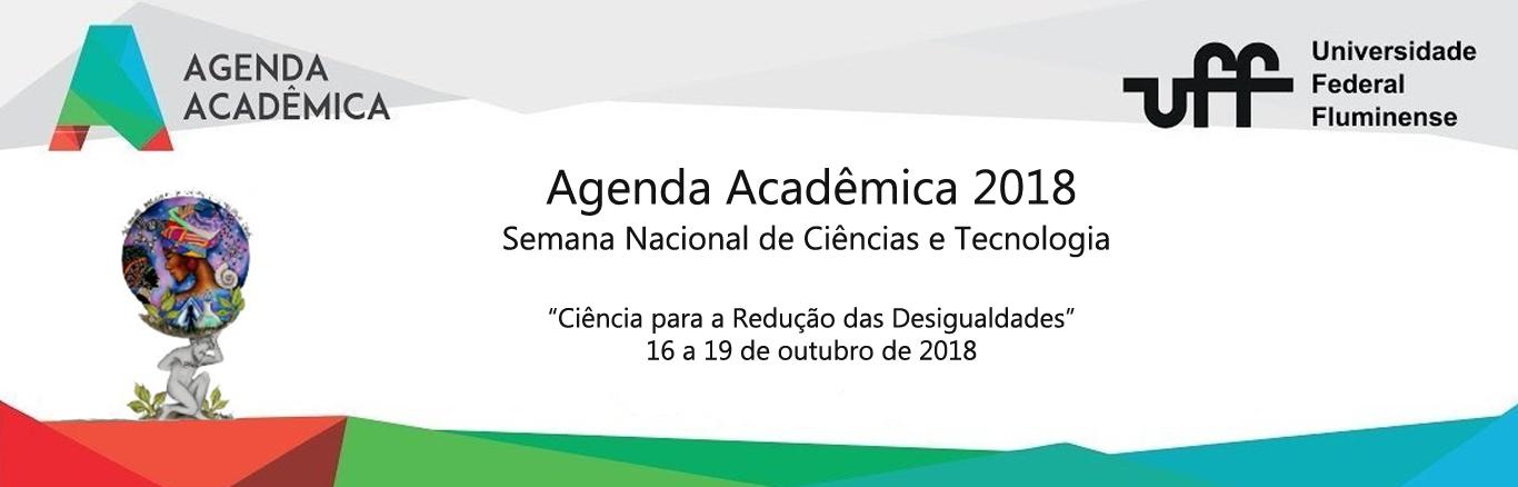 Banner da agenda acadêmica