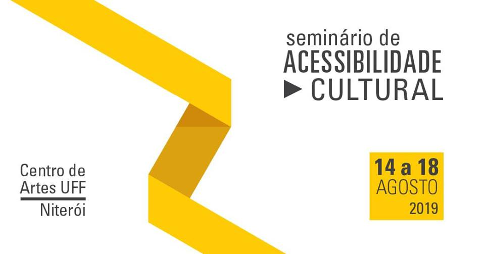 Acessibilidade cultural banner