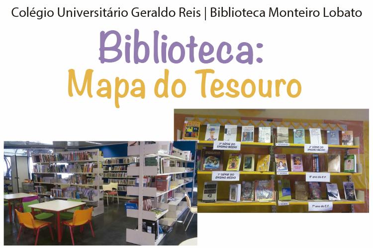 Biblioteca Mapa do Tesouro, Biblioteca Monteiro Lobato de 05 a 08 de junho