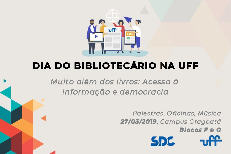 Imagem do evento Dia do Bibliotecário na UFF