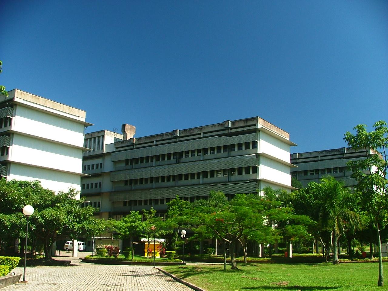 Foto do Campus do Gragoatá - Niterói/RJ