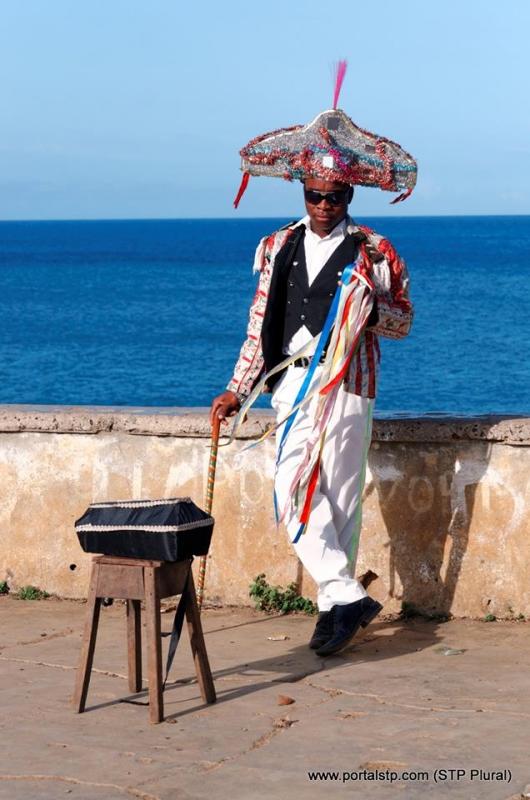 Manifestação cultural de São Tomé e Príncipe