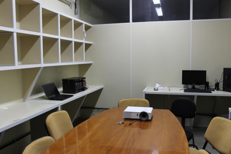 Os equipamentos recebidos pelo CNPq serão instalados pela Superintendência de Tecnologia da Informação Foto: Jéssica Rocha