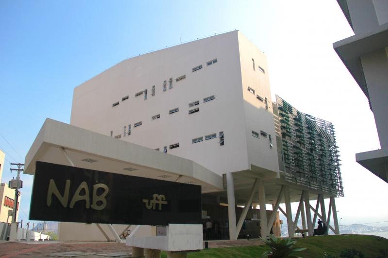 NAB—Construído em parceria entre UFF e Petrobrás, teve investimento superior a R$ 5 milhões.