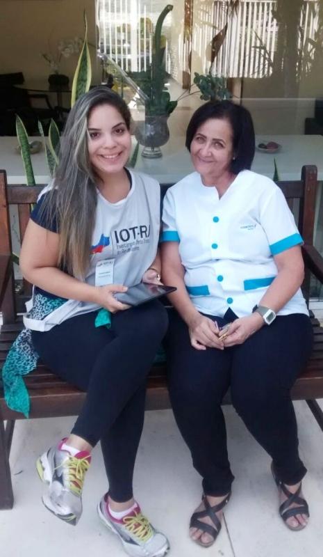 Pesquisadora do IOT-RJ em mais uma entrevista Foto: Divulgação