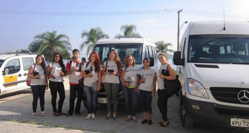 Pesquisadores do IOT-RJ preparam-se para mais uma viagem de trabalho Foto: Divulgação