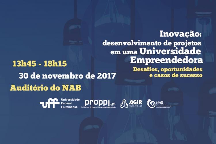 Inovação: desenvolvimento de projetos em uma Universidade Empreendedora