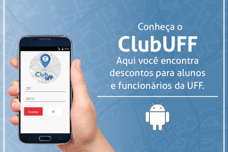 Aplicativo ClubUFF