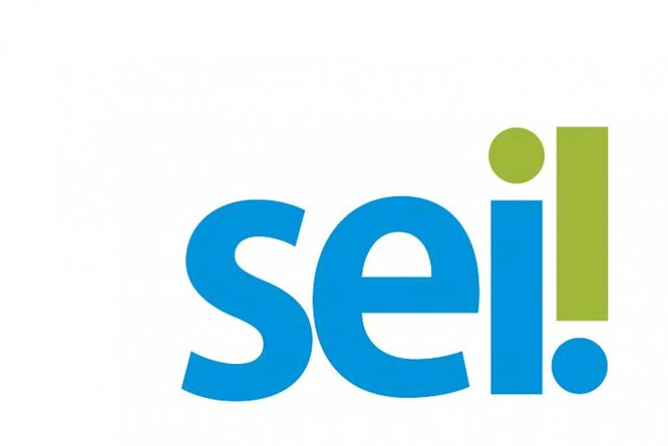 Logotipo do Sistema Eletrônico de Informações