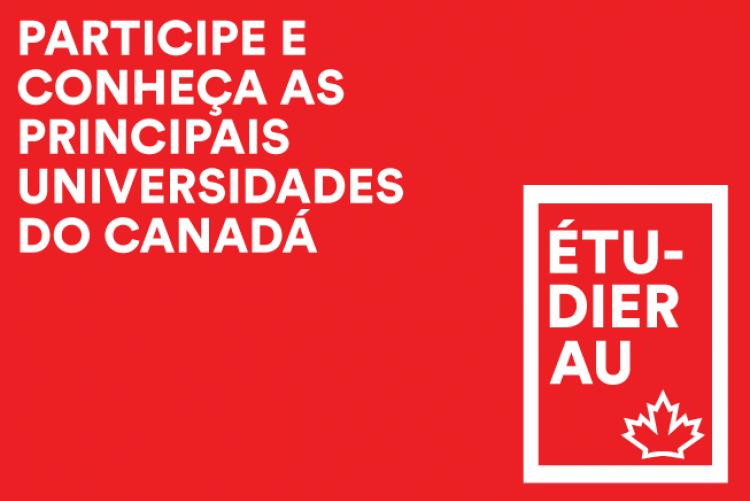 Evento Étudier au Canada acontecerá no próximo dia 17 de março no Campus do Gragoatá.