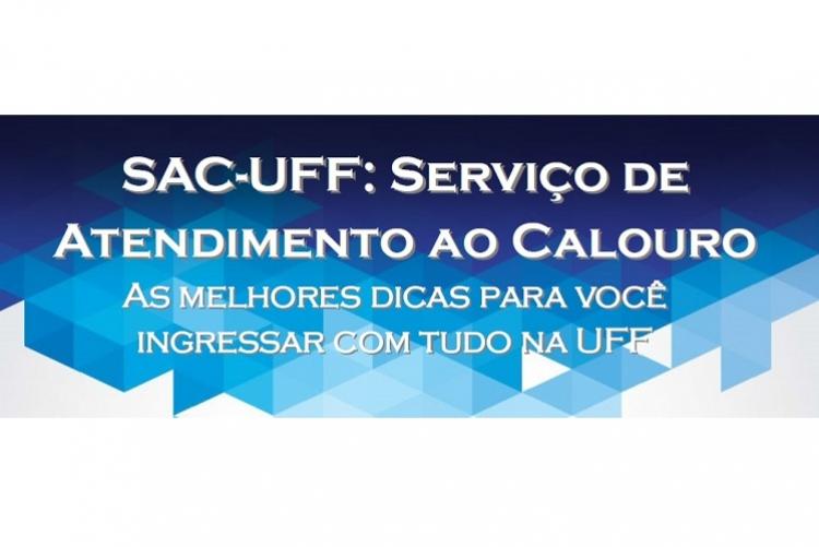 SAC-UFF: Serviço de Atendimento ao Calouro