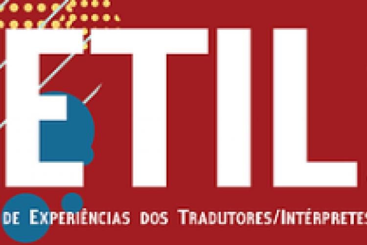 logotipo do evento: fundo em vermelho letras vazadas em beanco com a sigla do JETILS e detalhes de gotas na cor azul