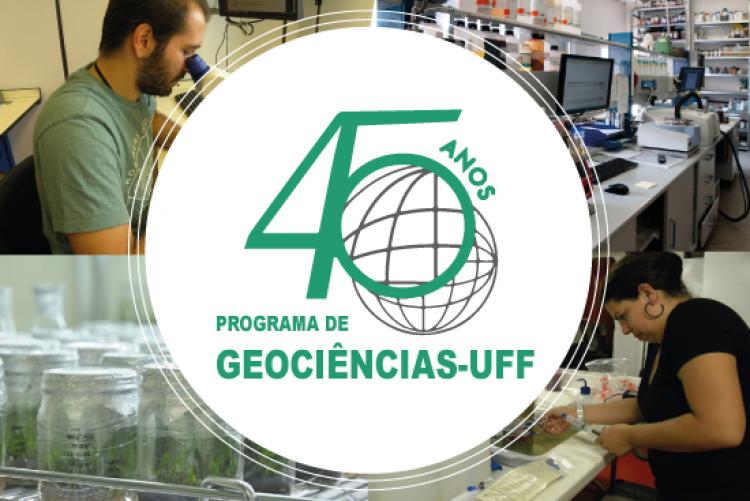 Programa de Pós-Graduação em Geoquímica: 45 anos - Foto: Divulgação