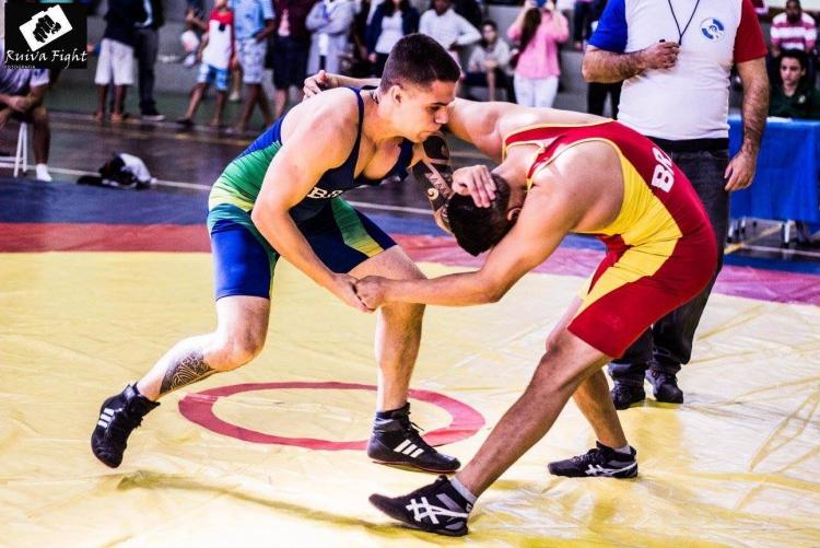 Luta Olímpica da UFF vem ganhando destaque Foto: Divulgação