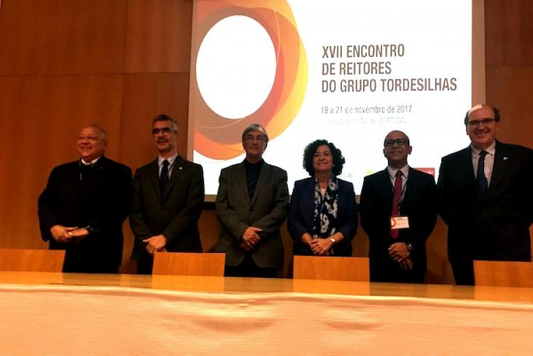 XVII Encontro de Reitores do Grupo Tordesillas