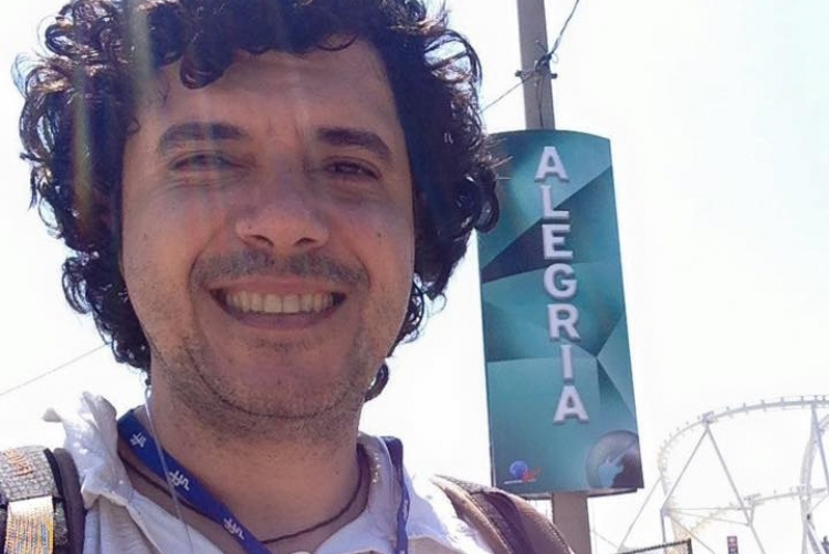 Professor Marcello Tomé, finalista do Prêmio Nacional do Turismo 2019
