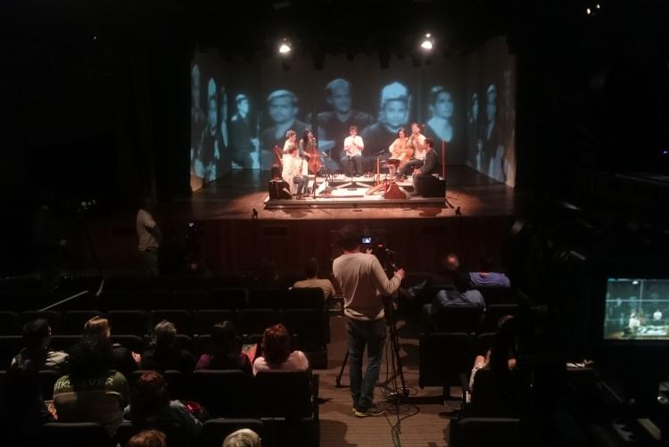 Grupo Música Antiga da UFF em cena no Teatro da UFF