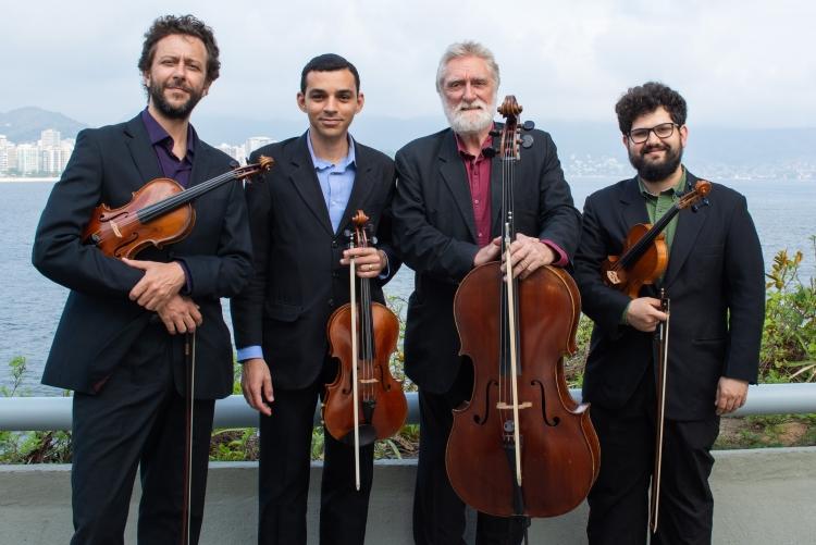 Quarteto de Cordas da UFF
