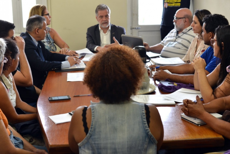 Reunião UFF x Sintuff