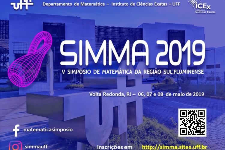 V Simpósio de Matemática da Região Sul Fluminense