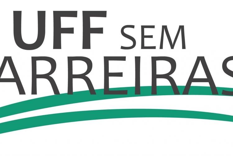 logo do projeto UFF Sem Barreiras