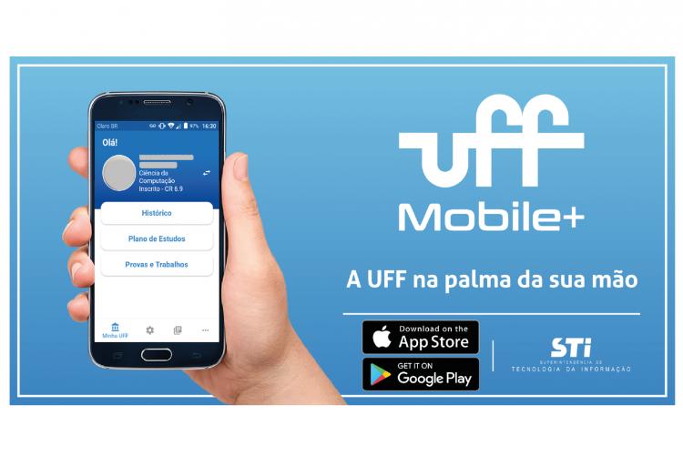 Aplicativo UFF Mobile +