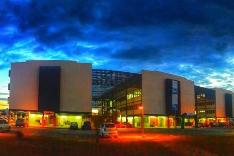 Curso de Direito da UFF em Volta Redonda é realizado no campus Aterrado