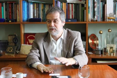 Vice-reitor falou da importância da integração acadêmica entre países do Brics Foto: Arquivo
