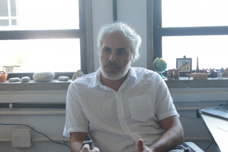 Elias Arruda é professor do departamento de Análise Geoambiental da UFF