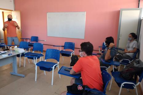 Reunião do Grupo de Pesquisadores do Projeto