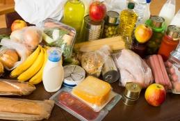 imagem: alimentos diversos