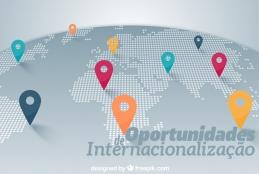 Oportunidades de internacionalização