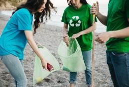 Projeto Plástico Vivo engloba todo o ciclo de reaproveitamento do plástico.