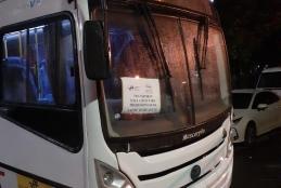 UFF transporta profissionais de saúde do Huap em combate ao coronavírus