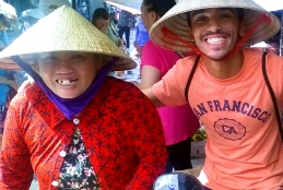 Pedro no Vietnã