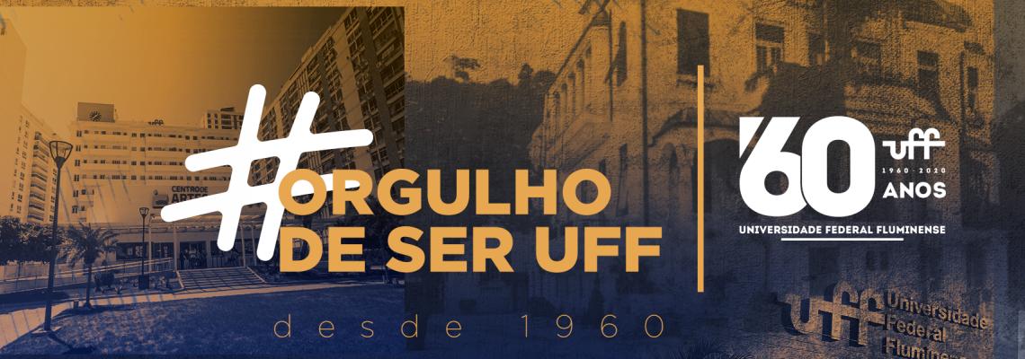 ¨0 anos da UFF