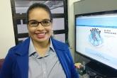 Coordenadora do projeto e professora do Departamento de Física, Vera Caminha - Foto: Divulgação