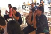 Emoção durante o anúncio do resultado - Foto: Divulgação