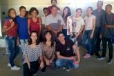 """Projeto de extensão """"Corporalidades, Diálogo e Acolhimento: ações contra violências""""  - Foto: Divulgação"""