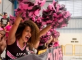 Torcida de Atlética universitária incentiva time