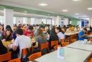 Estudantes da UFF frequentam diariamente refeitório do Restaurante Universitário