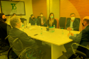Reunião no Instituto Butantã em Agosto de 2020