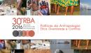 30ª Reunião Brasileira de Antropologia
