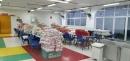UFF distribui mais de 400 cestas básicas às famílias do Coluni