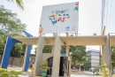 Fachada do Campus do Gragoatá