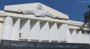 Fachada do hospital Antonio Pedro