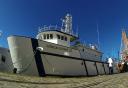 Navio-escola da UFF: Ciências do Mar-III