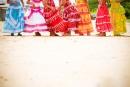 Dança como parte importante da cultura cigana - Foto: Paula Fróes